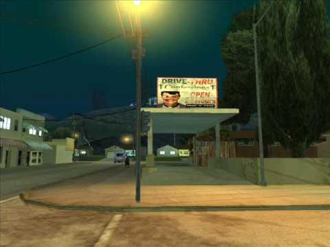 0 Carteles extraños y chistosos del GTA San Andreas
