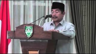 Pembukaan Musrenbang Tahun 2014 Kabupaten Pasaman