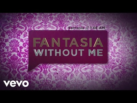 Without Me Lyric Video