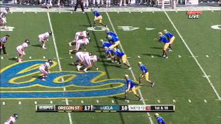Scott Crichton vs UCLA (2012)
