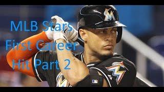 Video MLB: Stars First Career Hit Part 2 MP3, 3GP, MP4, WEBM, AVI, FLV Maret 2019