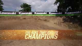 1. New 2014 Kawasaki KX85 - Teaser