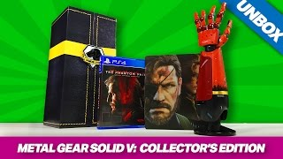 Win a MGSV: The Phantom Pain Collector's Edition!