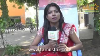 Kaajal Pasupathi at Aayirathil Iruvar Team Interview