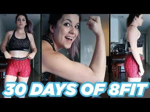 Trying A Fitness and Weight Loss App For 30 Days