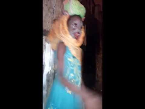 Funny hausa girl