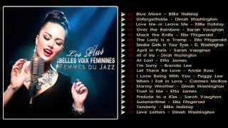 Video Femmes du Jazz   Les Plus Belles Voix Féminies MP3, 3GP, MP4, WEBM, AVI, FLV September 2019