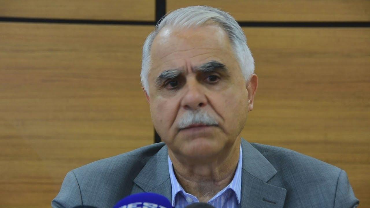 Ο Υφυπουργός Εσωτερικών Γιάννης Μπαλάφας στο Ναύπλιο