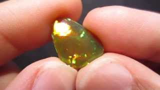 Ethiopian Welo Natural Brown Opal Cabochon 2.8 Ct #904