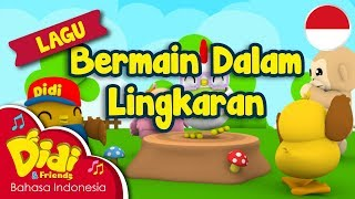 Lagu Anak-Anak Indonesia   Didi & Friends   Bermain Dalam Lingkaran