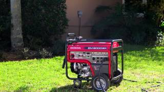 8. Connecting a generator to your home - Honda Generators
