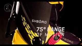 Легкие горнолыжные ботинки для соревнований и гонок La Sportiva Syborg