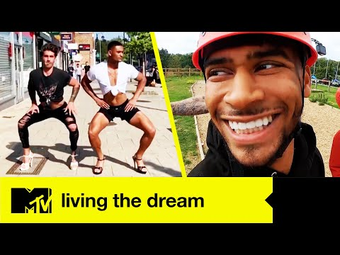 EPISODE #6: Climbing The Walls | MTV's Living the Dream
