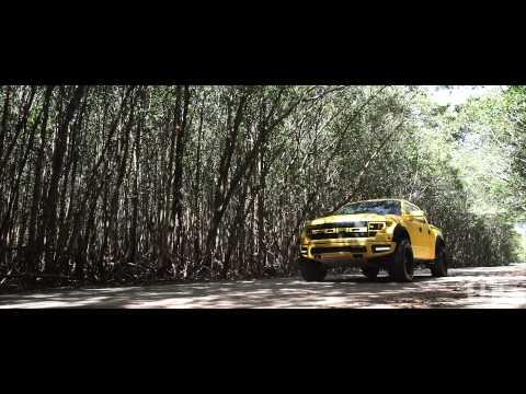 MC Customs | Matte Gold Raptor • American Force Wheels