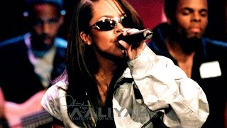 AALIYAH Live At Budweiser Superfest 1997 [Aaliyah.pl] - YouTube