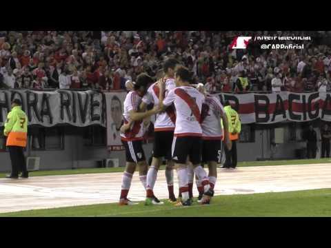 Camilo Mayada estampó el 3 a 0