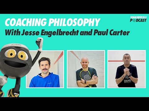 SquashSkills Podcast - Episode 1 - Jesse Engelbrecht & Paul Carter