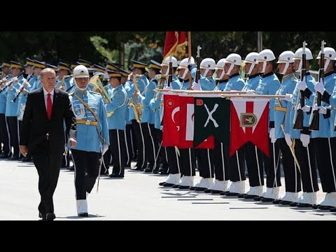 Τουρκία: 3000 προσκεκλημένοι στην ορκωμοσία Ερντογάν