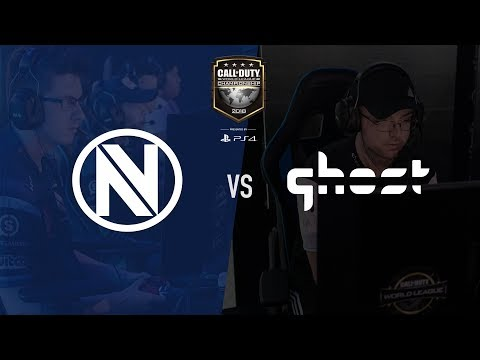 Ghost Gaming vs Team EnVyUs | CWL Champs 2018 | Day 4 (видео)