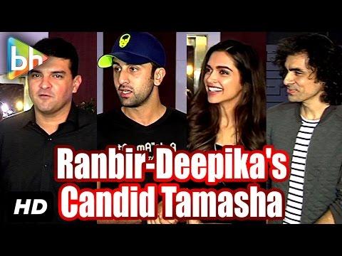 Wrap Up Bash Of 'Tamasha' | Ranbir Kapoor | Deepika Padukone