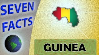 Let's talk about Guinea. First and foremost, there are four countries that contain the name Guinea: 3 in Africa and one in Oceania.