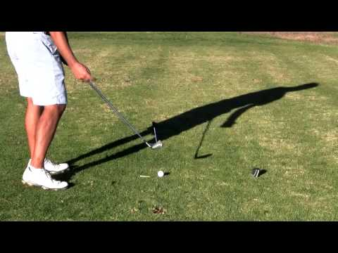 Golf Lessons San Diego Mike Wydra – Downswing – Proper Divots