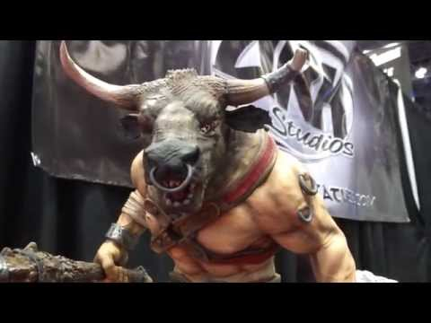 Minotaurus at NYCC 2013