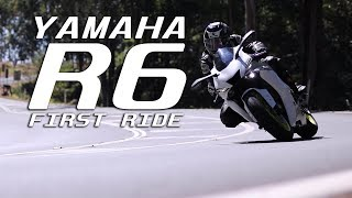 9. 2017 Yamaha R6 review