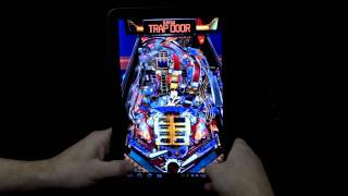 Pinball Arcade_Theater of Magic on a Motorola Xoom.mov