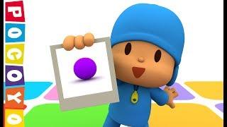 Let's Go Pocoyo, la tercera temporada de Pocoyó! Disfruta de dibujos animados y caricaturas para niños y niñas, caricaturas infantiles para niños de entre 0 y 6 ...