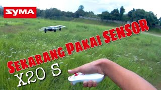 Video Syma X20S Mini Drone Murah Punya Sensor #JamanNow MP3, 3GP, MP4, WEBM, AVI, FLV Desember 2017