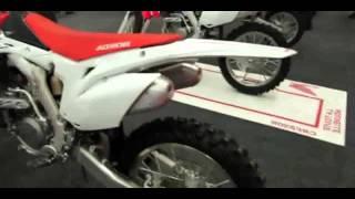3. 2014 Honda CRF 450R Walkaround
