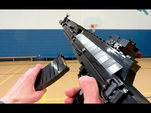 LEGO AK-12 – Call of Duty Ghosts
