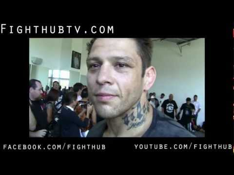 Babalu talks Fedor vs Werdum Matchup