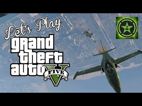 Let's - Geoff, Ryan, Jack, Ray, Michael, and Gavin have some free play fun with the flight school dlc in GTA V! RT Store: http://roosterteeth.com/store/ Rooster Teet...