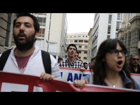 Γενική απεργία και συλλαλητήρια κατά των νέων μέτρων