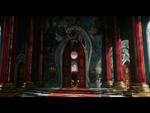 Alice in Wonderland (Featurette 'Hatter')