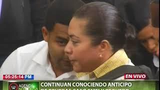 ontinúan conociendo anticipo de pruebas caso Emely Peguero