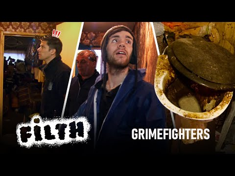 Cleaning The House Of Horrors | FULL EPISODE | GRIMEFIGHTERS, Episode 2
