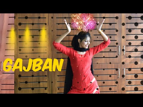 Gajban Pani le chali | Chorography by Manmeet Arora.