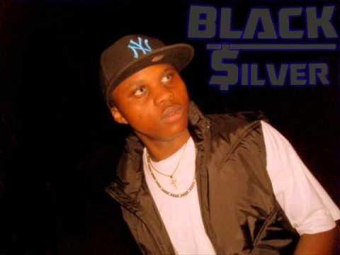 black silver   Au top
