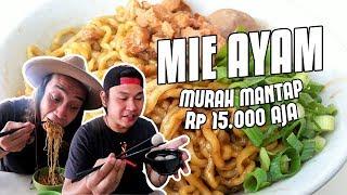 Video Kok Bisa?? Mie Ayam Pangsit Jamur MURAH tapi MANTAP!!! ft.Ric snt MP3, 3GP, MP4, WEBM, AVI, FLV Desember 2017