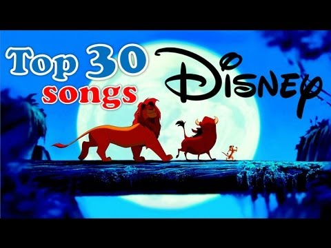 Video top 30 Disney songs download in MP3, 3GP, MP4, WEBM, AVI, FLV January 2017