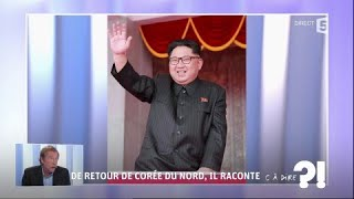 Video De retour de Corée du Nord, il raconte #cadire 26.10.2017 MP3, 3GP, MP4, WEBM, AVI, FLV November 2017