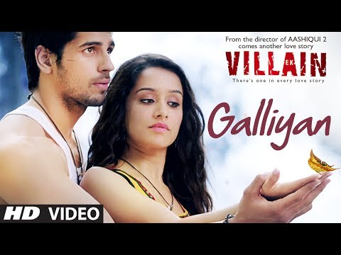 Galliyan - Ek Villain