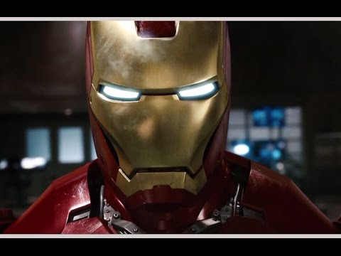 Iron Man (2008) - Armor Suit Up Scene (1080p) FULL HD