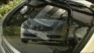 MotorWeek Road Test: 2009 Infiniti G37 Convertible