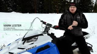 7. POLARIS SNOWMOBILES Introducing the 2013 Crossover Lineup