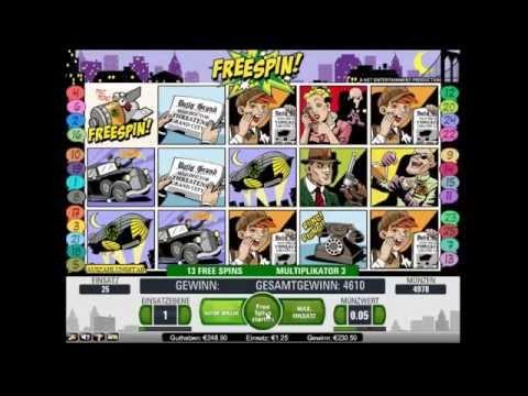 Jack Hammer Slot – 20 Freespins – 185-facher Gewinn