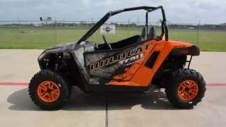4. SALE $11,599:  2016 Arctic Cat Wildcat Trail Special Edition True Timber Camo Overview and Review